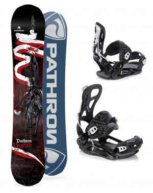 Pathron Legend + Bindings...