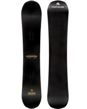 Deska snowboardowa Pathron Carbon Gold 2020/2021 162cm Mid-Wide