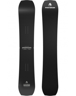 Deska snowboardowa Pathron Carbon Silver 2018/2019 165cm Wide