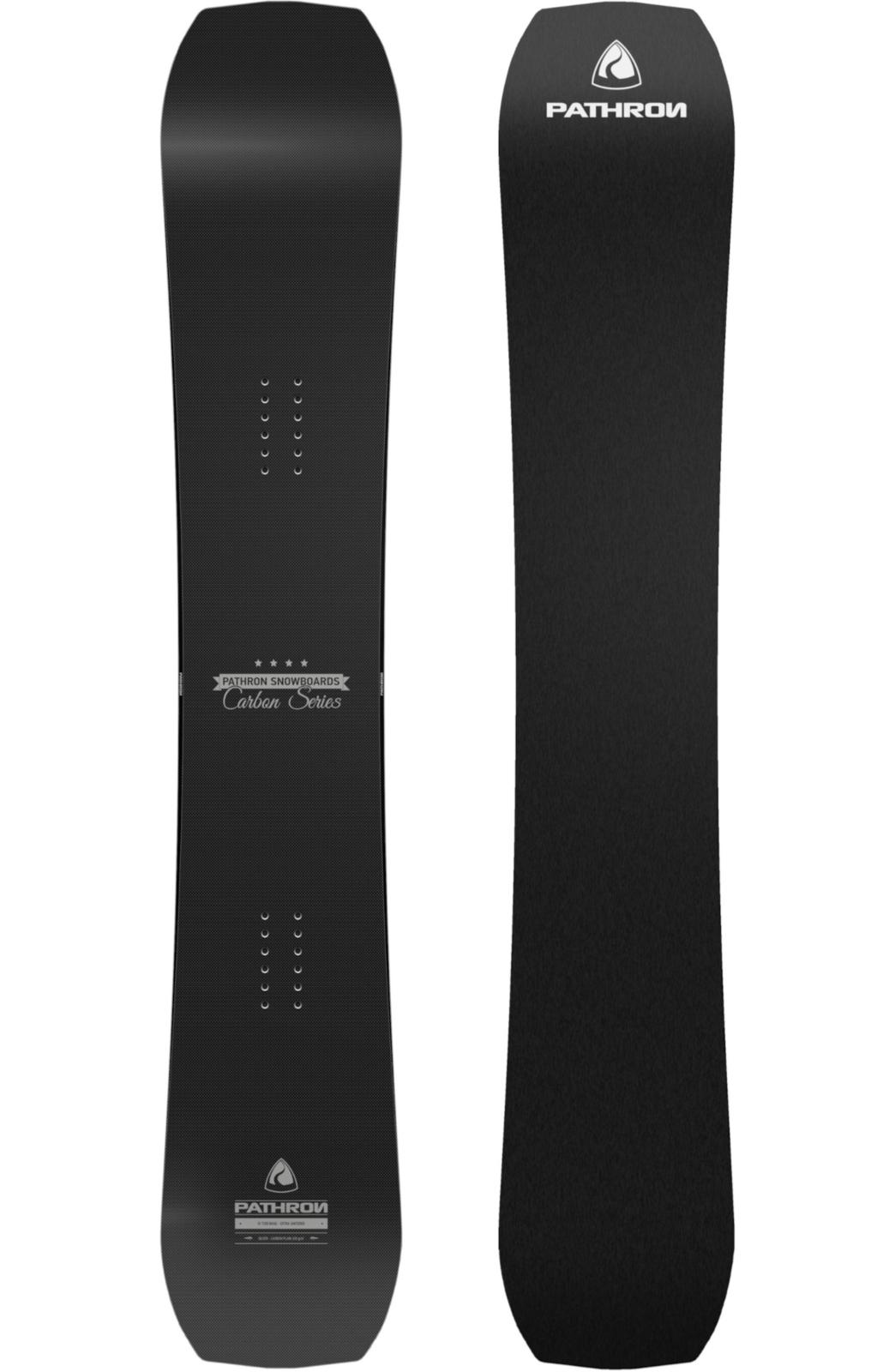 Deska snowboardowa Pathron Carbon Silver 2018/2019 165cm Wide